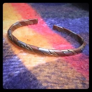 Jewelry - Tri-Color Magnetic Therapy Bracelet